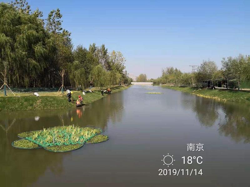 南京浦口区朱家店河、张村河和芝麻河(湾梗河)水环境提升项目